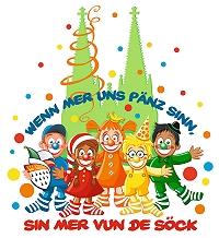 Kölner Festkomitee Sessionsmotto 2017 - Wenn mer uns Pänz sinn, sin mer vun de Söck