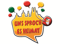 Kölner Festkomitee Sessionsmotto 2019 - Uns Sproch es Heimat